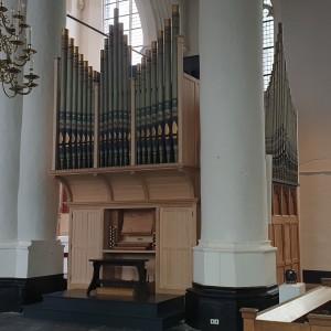 Wijk bij Duurstede, Grote Kerk - Harrison & Harrison-orgel