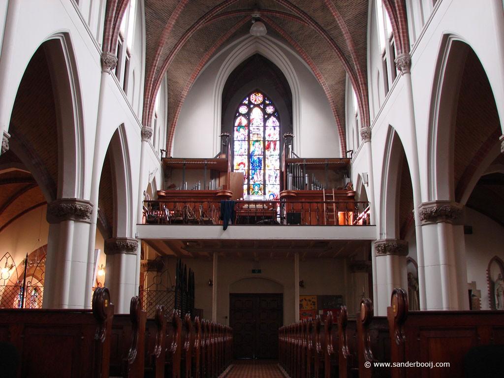 Vleuten_Willibrordkerk_tijdens_restauratie