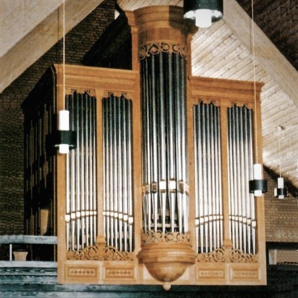 Gereformeerde Kerk Opeinde